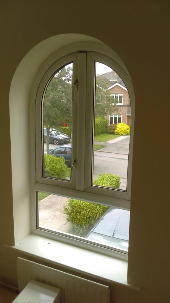 Upstairs Window Replacement
